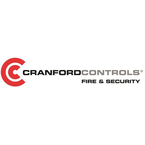 Cranford Controls Security Alarm - Wired - 30 V DC - 93 dB(A) - Audible - Ceiling Mountable, Wall Mountable - White