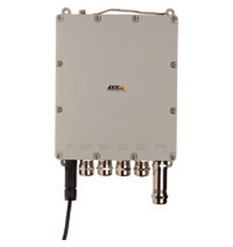 SWITCH UNMANAGED OUTDOOR 4 pr Poe Switch