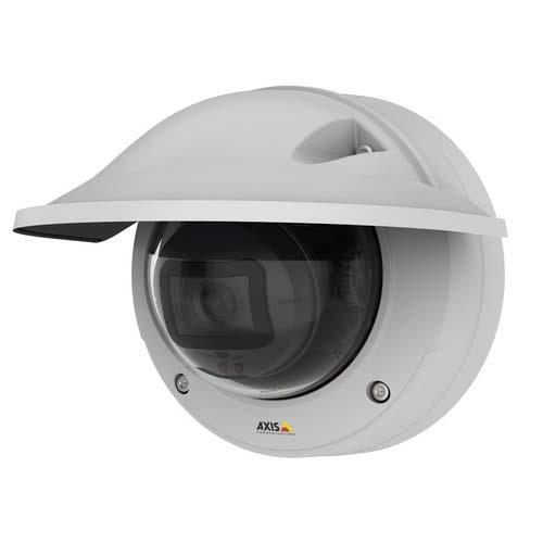 AXIS M3205-LVE 4 Megapixel Network Camera - Dome - H.264, H.265, MJPEG - 1920 x 1080 - Bracket Mount
