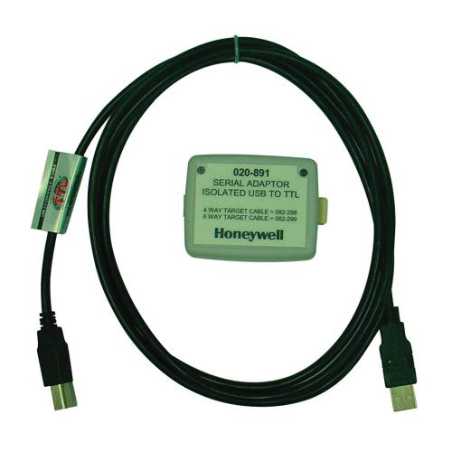 Morley-IAS USB Data Transfer Cable for Fire Alarm, PC, Control Panel - USB