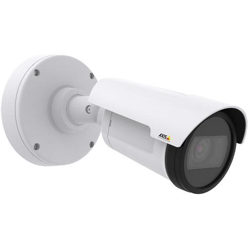 AXIS P1435-LE Network Camera - Colour - H.264, Motion JPEG - 3 mm - 10.50 mm - 3.5x Optical - Cable - Bullet
