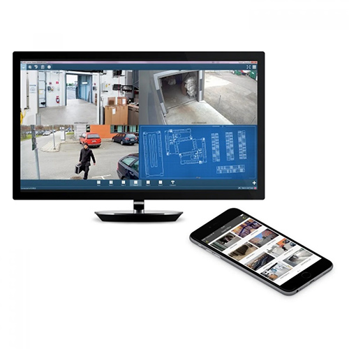 AXIS Camera Station v.5.0 - Universal Device License - 1 Licence - Electronic - PC