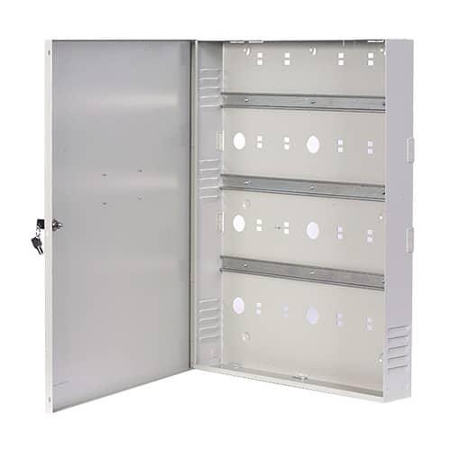 PAC 10032//AACU ACCY PAC 6 MODULE DIN RAIL ENCL
