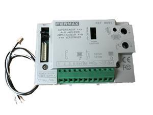 FERMAX Security Device Audio Amplifier for Door Entry Panel - Building