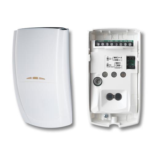 Texecom Premier Elite Motion Sensor - Passive Infrared Sensor (PIR) - 15 m Motion Sensing Distance