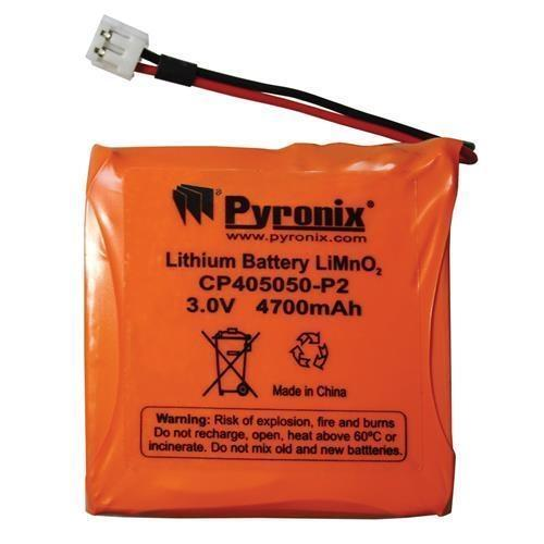 Pyronix Wireless Alarm Battery - 3 V DC - 2 / Pack