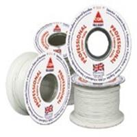 CQR Control Cable for Alarm - White