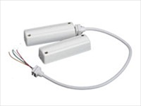 CQR Cable Magnetic Contact - For Door - White