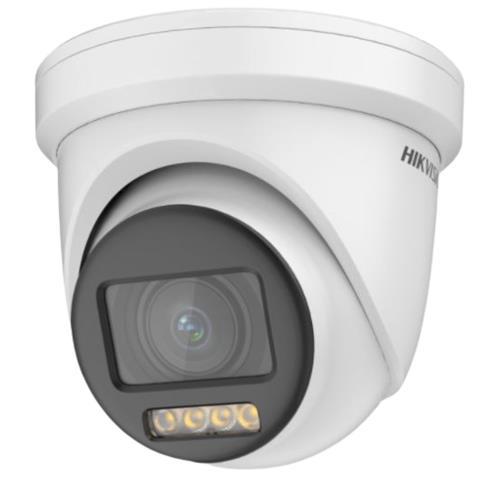 Hikvision ColorVu 2MP 2.8 to 12MM Motorized Varifocal Lens PoC Turret Camera