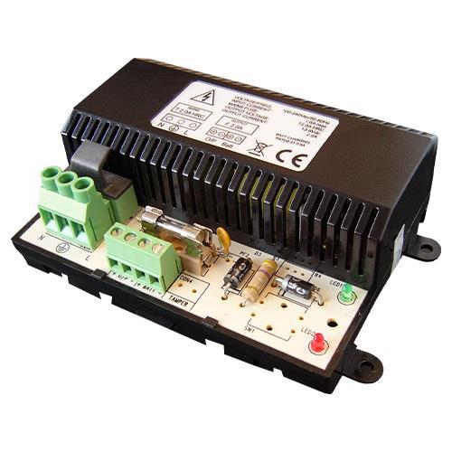 Elmdene G Range Power Supply - 87% Efficiency - 27.60 W - 120 V AC, 230 V AC Input Voltage - 13.8 V DC Output Voltage - Unboxed - Modular