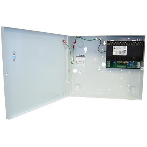 Elmdene G Range G2402BM-C Power Supply - 120 V AC, 230 V AC Input Voltage - 24 V DC Output Voltage