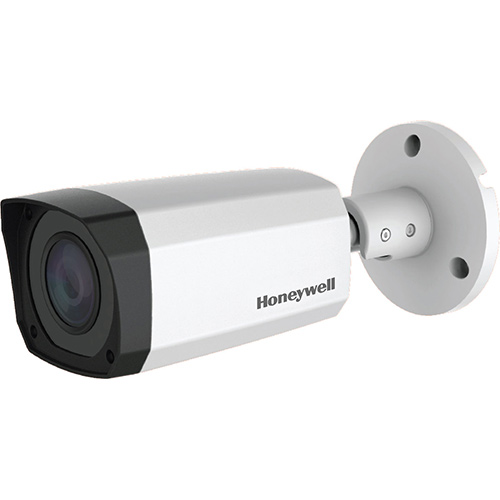 Honeywell Performance HBW2PR2 2 Megapixel Network Camera - Monochrome, Colour - 60 m Night Vision - Motion JPEG, H.264 - 1920 x 1080 - 2.70 mm - 12 mm - 4.4x Optical - CMOS - Cable - Bullet - Pole Mount, Corner Mount