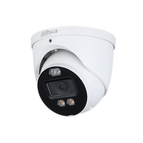 Dahua Active Deterrence Full-Color 4k 2.8mm 40m IR External Hdoc Eyeball Camera