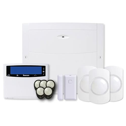 Texecom Premier Elite 64 Zone Wireless Alarm Kit