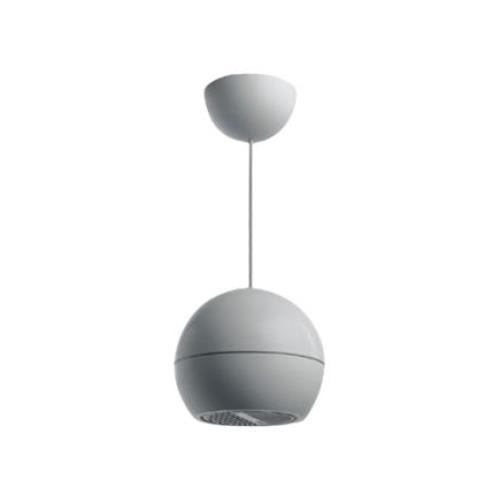 Bosch Outdoor Pendant Mount, Ceiling Mountable Speaker - 10 W RMS - Pure White - 130 Hz to 20 kHz - 1 Kilo Ohm