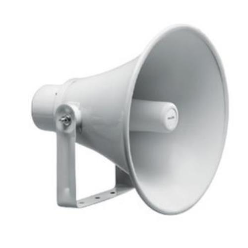 Bosch LBC 3492/12 Outdoor Speaker - 20 W RMS - Light Grey - 380 Hz to 5.50 kHz - 500 Ohm
