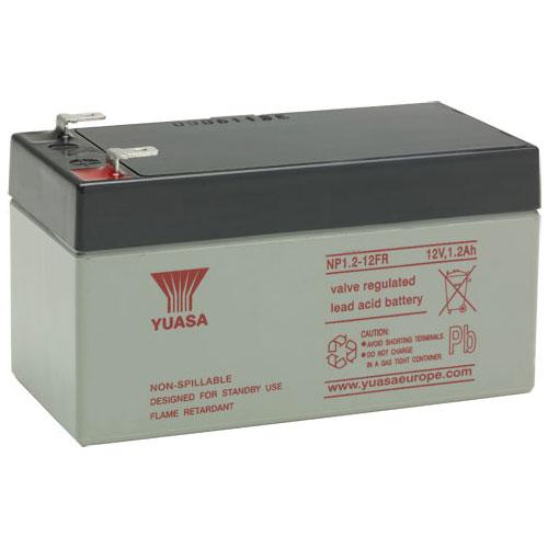 Battery Sla Batterie 12v 1,2ah Classe V0