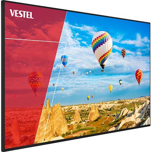 "Vestel 55"" Eled Fhd 24/7 700nit Android Landscape/Portrait Wall Digital Display"