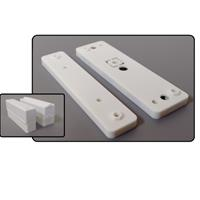 CQR Mounting Spacer for Magnetic Contact - White