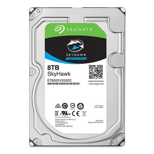 """Seagate SkyHawk ST8000VXA022 8 TB Hard Drive - 3.5"""" Drive"""