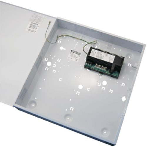 Elmdene Power Supply - 120 V AC, 240 V AC Input Voltage - 27.6 V DC Output Voltage - Box