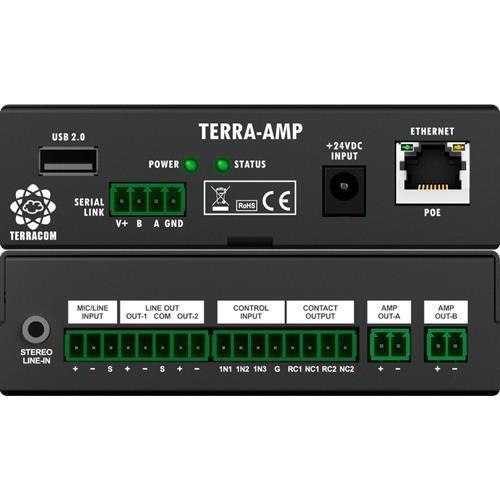 Special AV Amplified IP Terminal