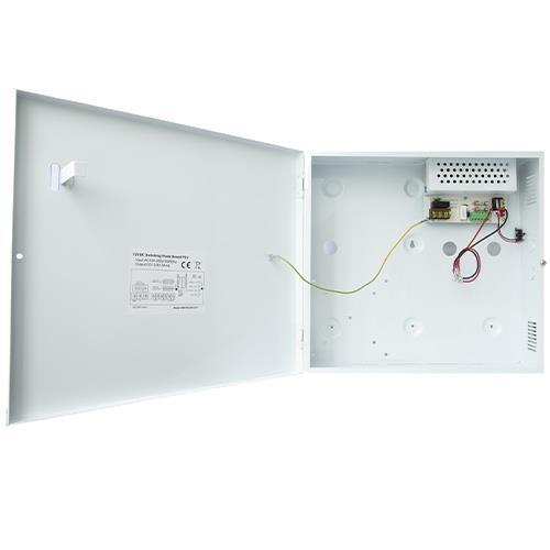 Intruder Psu 5a 12v Output 13.8v Battery