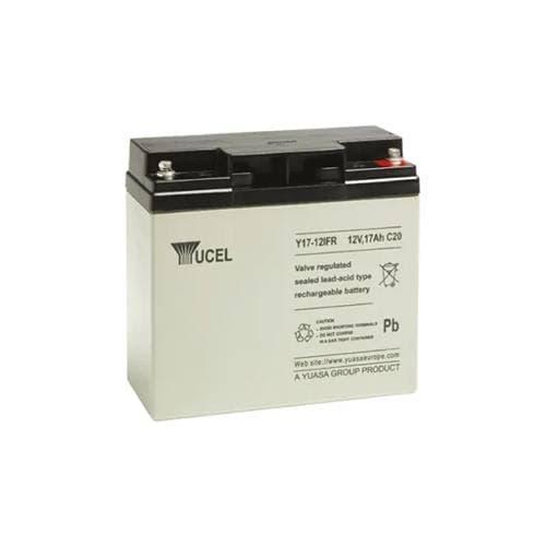 Battery Sla Yucel 17amp 12v Fr