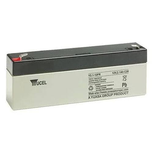 Battery Sla Yucel 2.1amp 12v Fr