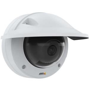 AXIS P3245-VE Network Camera - Motion JPEG, H.264/MPEG-4 AVC, H.265/MPEG-H HEVC - 1920 x 1080 - 2.6x Optical - RGB CMOS - Pole Mount, Recessed Mount, Pendant Mount, Conduit Mount, Corner Mount, Ceiling Mount, Wall Mount, Parapet Mount