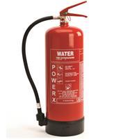 Thomas Glover 81/02905EXTINGUISHER PowerX Water 9Ltr