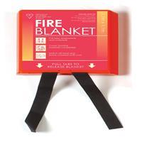 Thomas Glover 81/03544FIRE BLANKET 1.2m x 1.2m Red Medium