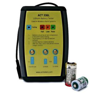 ACT 336L Battery Testing Device - PP3 - Alkaline