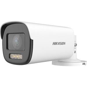 Hikvision ColorVu 2MP 2.8 to 12MM Motorized Varifocal Lens PoC Bullet Camera