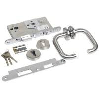 Abloy EL561-KITDEADBOLT Solenoid Lockcase Kit 12/24Vdc