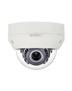 Wisenet HCV-6070RP/EX 2 Megapixel Surveillance Camera - Dome - 30 m Night Vision - 1920 x 1080 - 3.1x Optical - CMOS