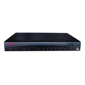 Honeywell Video Surveillance Station - 16 Channels - Network Video Recorder - H.264 Formats - 4 TB Hard Drive