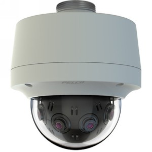 DOME IP EXT H/PHERIC 12MP 270 Pend mnt