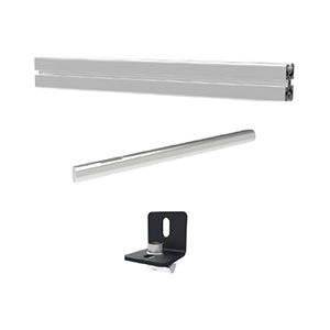 AG Neovo Wall Mount for Video Wall - Black, Silver