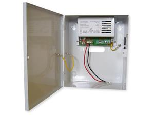 INTRUDER PSU 13.8v 3A Switch Metal Box