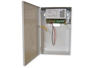 INTRUDER PSU 13.8v 5A Switch Metal Box