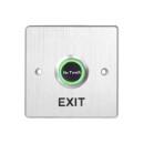 RTE IR 1 gang Alu. IR Sensor Button