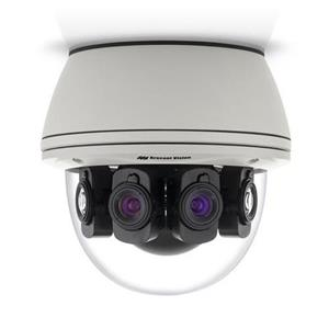 DOME IP M/PIXEL EXT D/N IR 20M 180°4x6,2