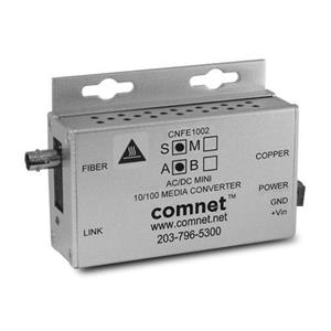 MEDIA CONVERT Mini 10/100Mbps MM SC