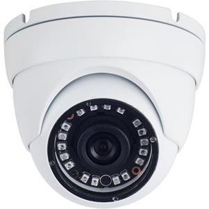 W Box WBXHDD287P4W 1 Megapixel Surveillance Camera - Colour - 20 m Night Vision - 1280 x 720 - 2.80 mm - CMOS - Cable - Dome