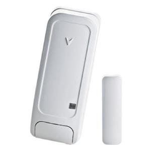 Visonic PowerG MC-302E PG2 Wireless Magnetic Contact - For Door, Window - White