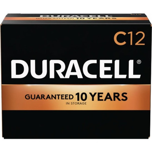 Duracell MN1400 Battery - Zinc Manganese Dioxide (ZnMnO2) - 2 - For Multipurpose - 1.5 V DC - 7750 mAh