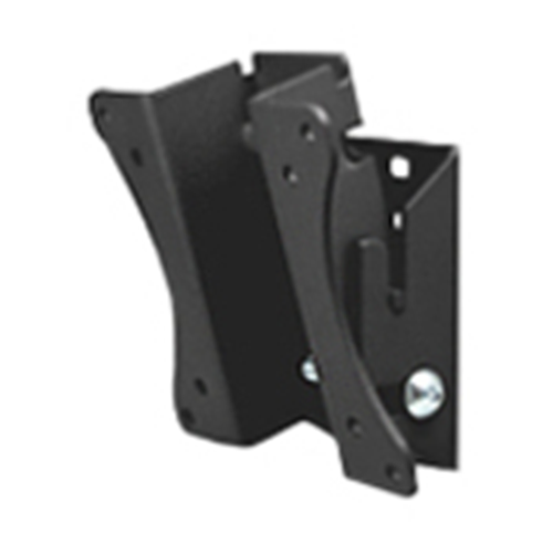 "B-Tech BT7511 Wall Mount for Flat Panel Display - 25.4 cm (10"") to 58.4 cm (23"") Screen Support - 20 kg Load Capacity - Black"