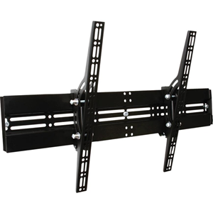 """B-Tech BT8432 Wall Mount for Flat Panel Display - 94 cm (37"""") to 154.9 cm (61"""") Screen Support - 70 kg Load Capacity - Black"""