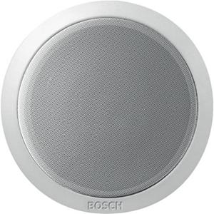 Bosch LHM 0606 6 W RMS Speaker - White - 80 Hz to 18 kHz - 1.7 Kilo Ohm